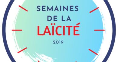 Semaines de la Laïcité 2019